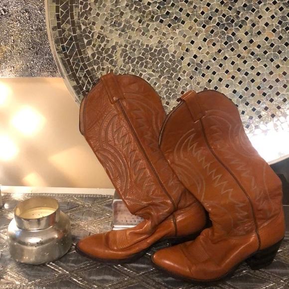 Nocona Shoes | Cowboy Boots Size 7 Mens
